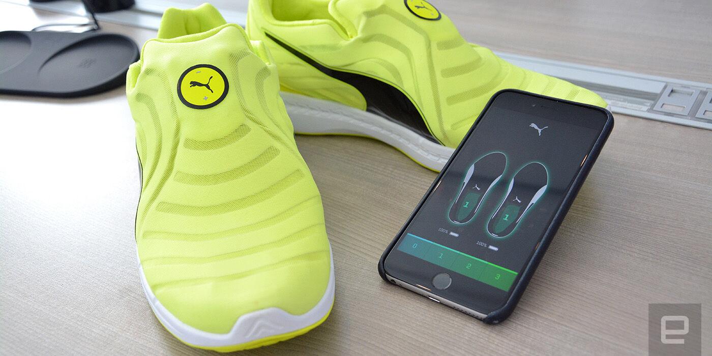 Sepatu Berteknologi Tinggi 6a