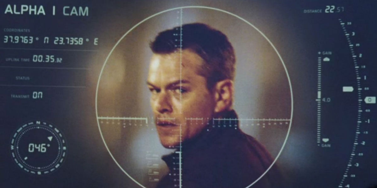 Face Recognition Jason Bourne