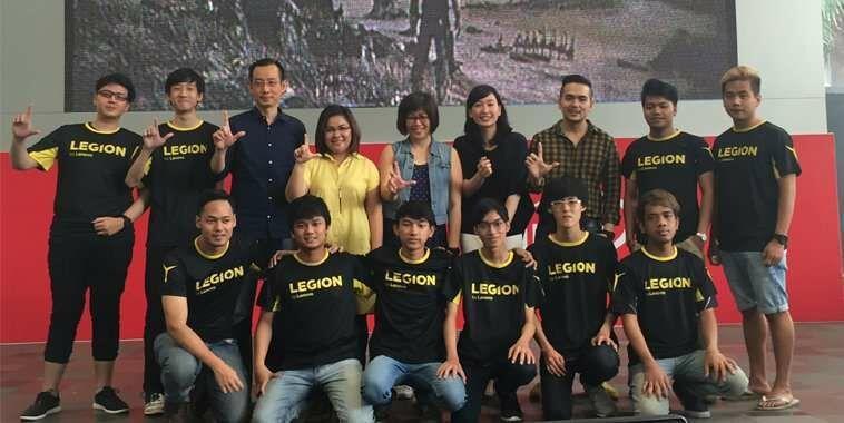 Kecanduan Main Game Lenovo Legion Y720 2
