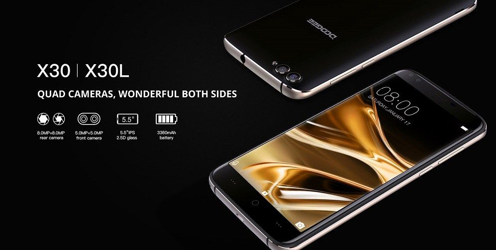 Smartphone Android Dengan 4 Kamera