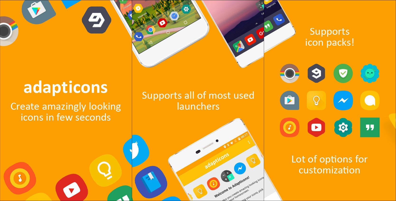 Aplikasi Android Paling Adapticons