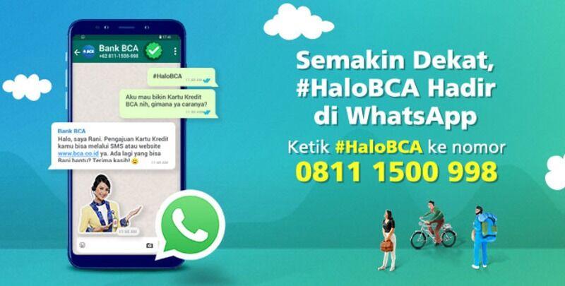 Halo BCA Via WA 9d797
