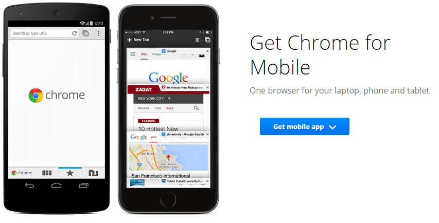 Download Chrome Offline Installer And Mobile