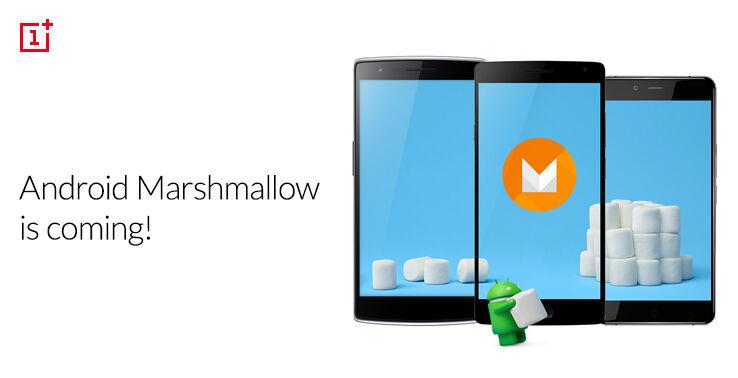 Update Marshmallow Oneplus