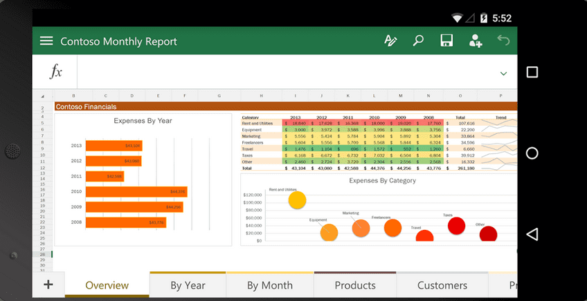 Microsoft Excel Jt