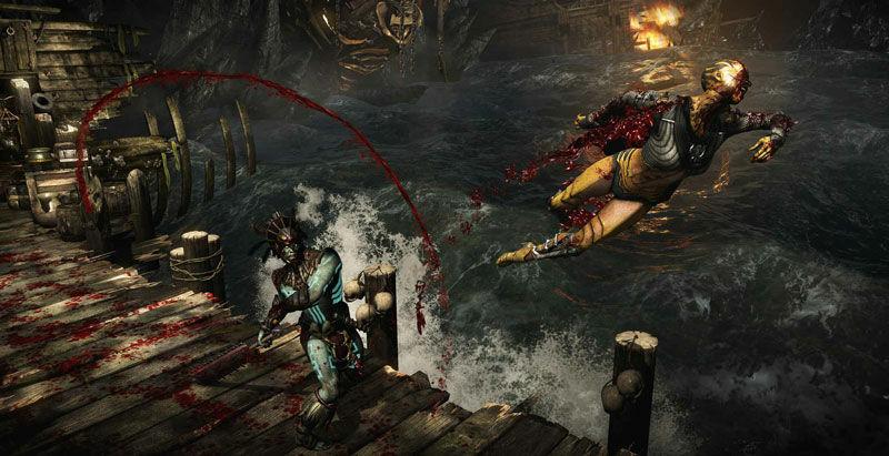 Mortal Kombat X Debbc