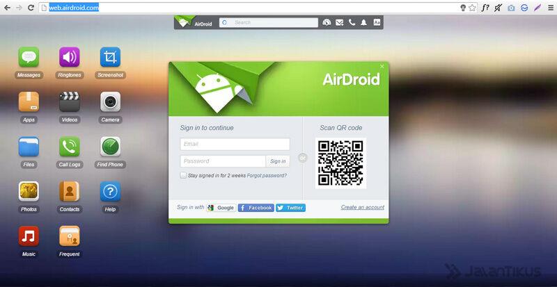 Cara Install Aplikasi Di Smartphone Android Melalui Pc 1