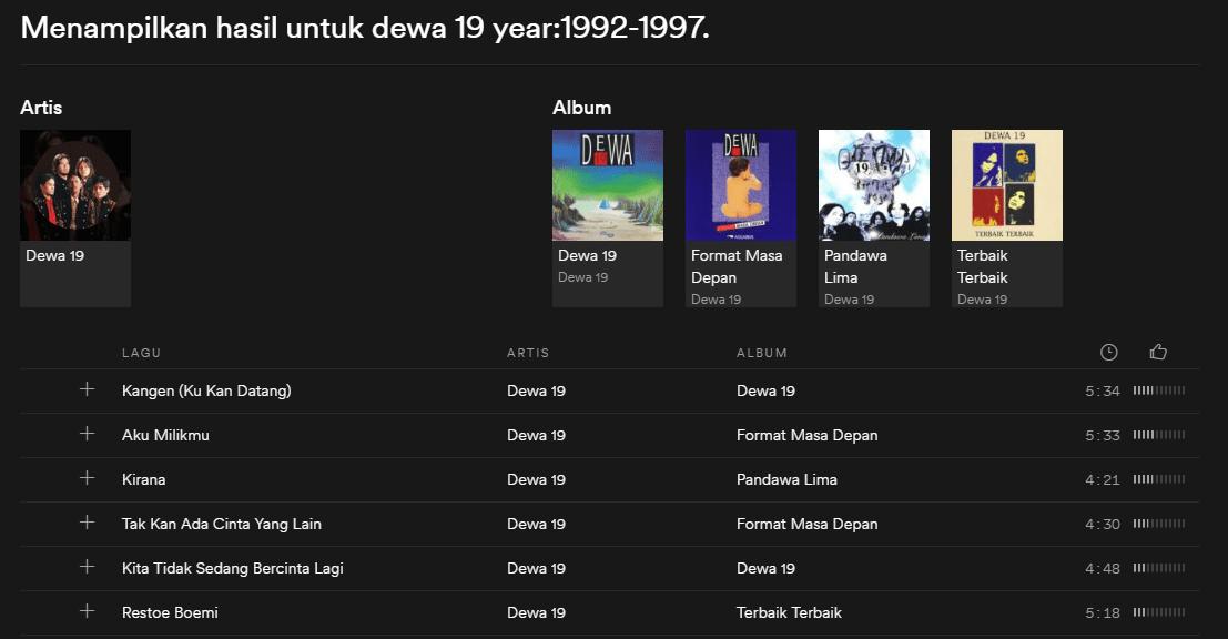 Spotify5wayseffectivesearch