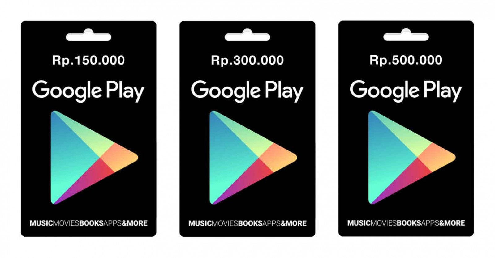Google Play Gift Indonesia