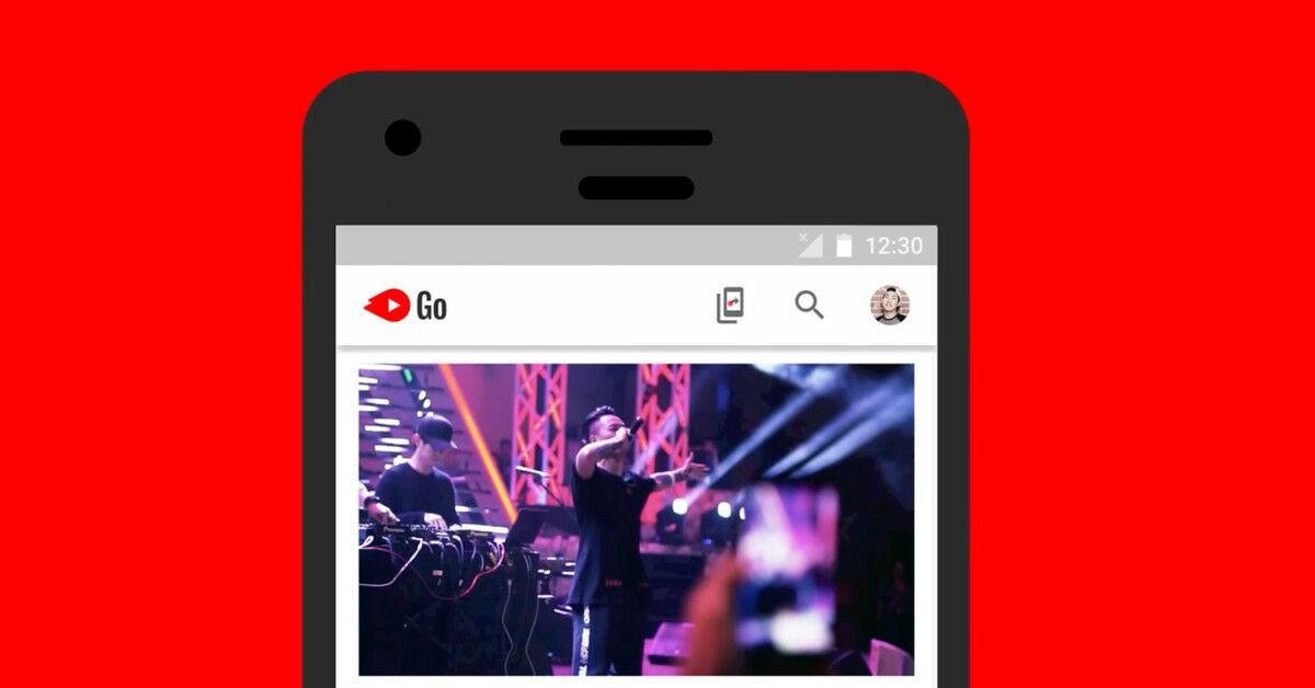 Youtube Go 5cb57