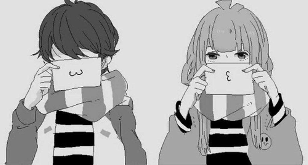 Gambar Anime Romantis Pensil 5 8f185