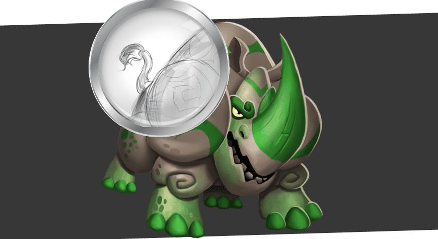 Karakter Monster Legend Game Android Terbaru