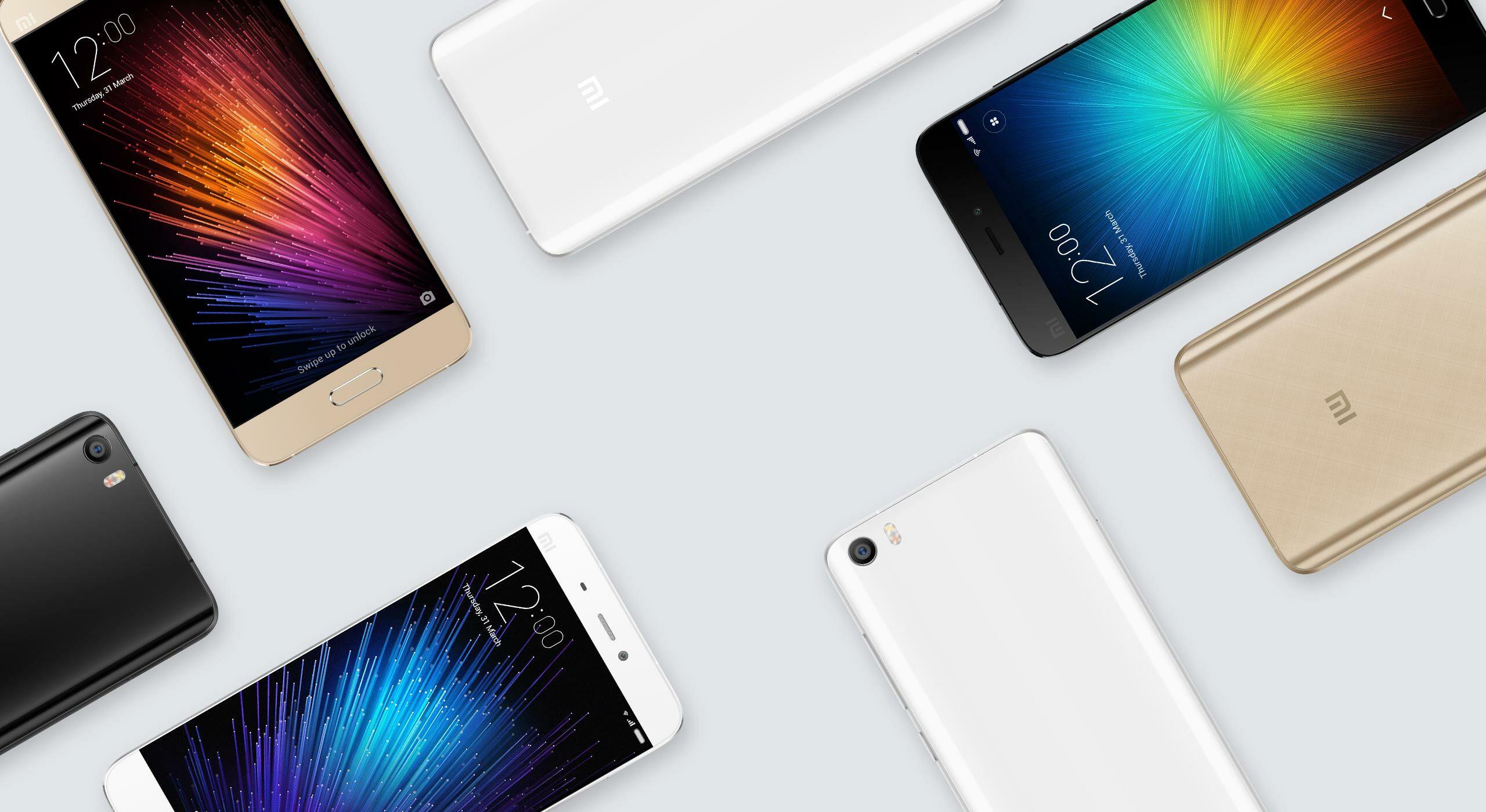 Xiaomi Mi 5 Standard Edition Rp 3 5 Jutaan