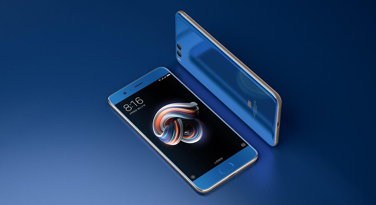 Harga Dan Spesifikasi Xiaomi Mi Note 3 1