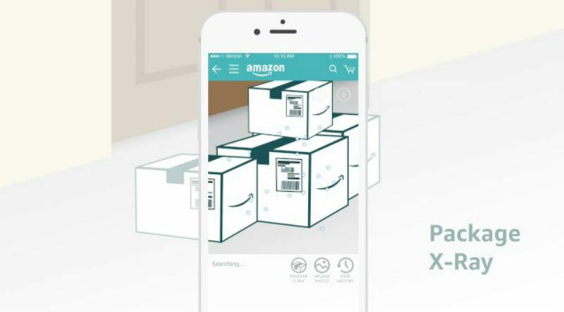 Amazon Pakcage X Ray