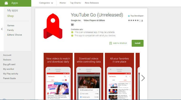 Youtube Go 759 3684f