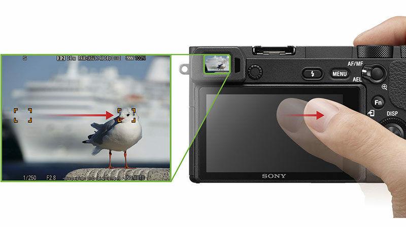 Sony A6500 6