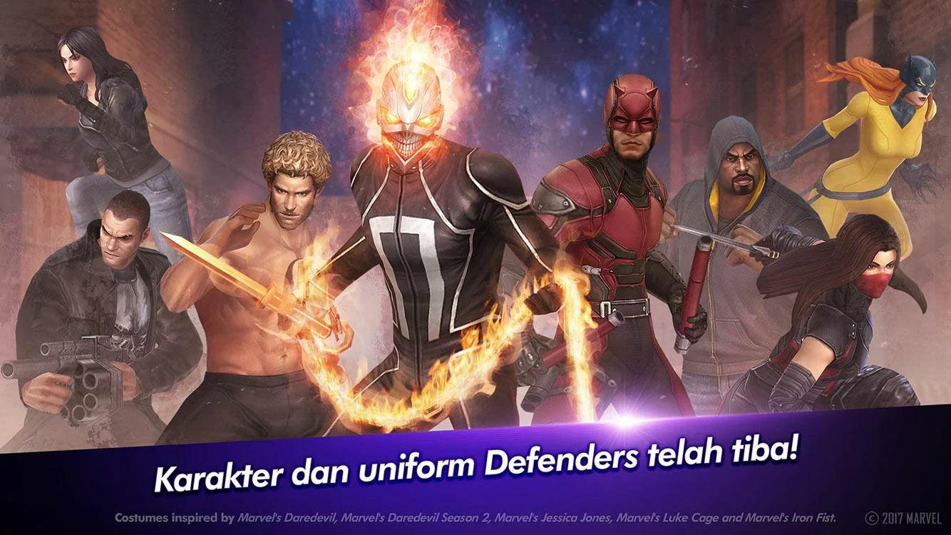 Marvel Future Fight Defenders