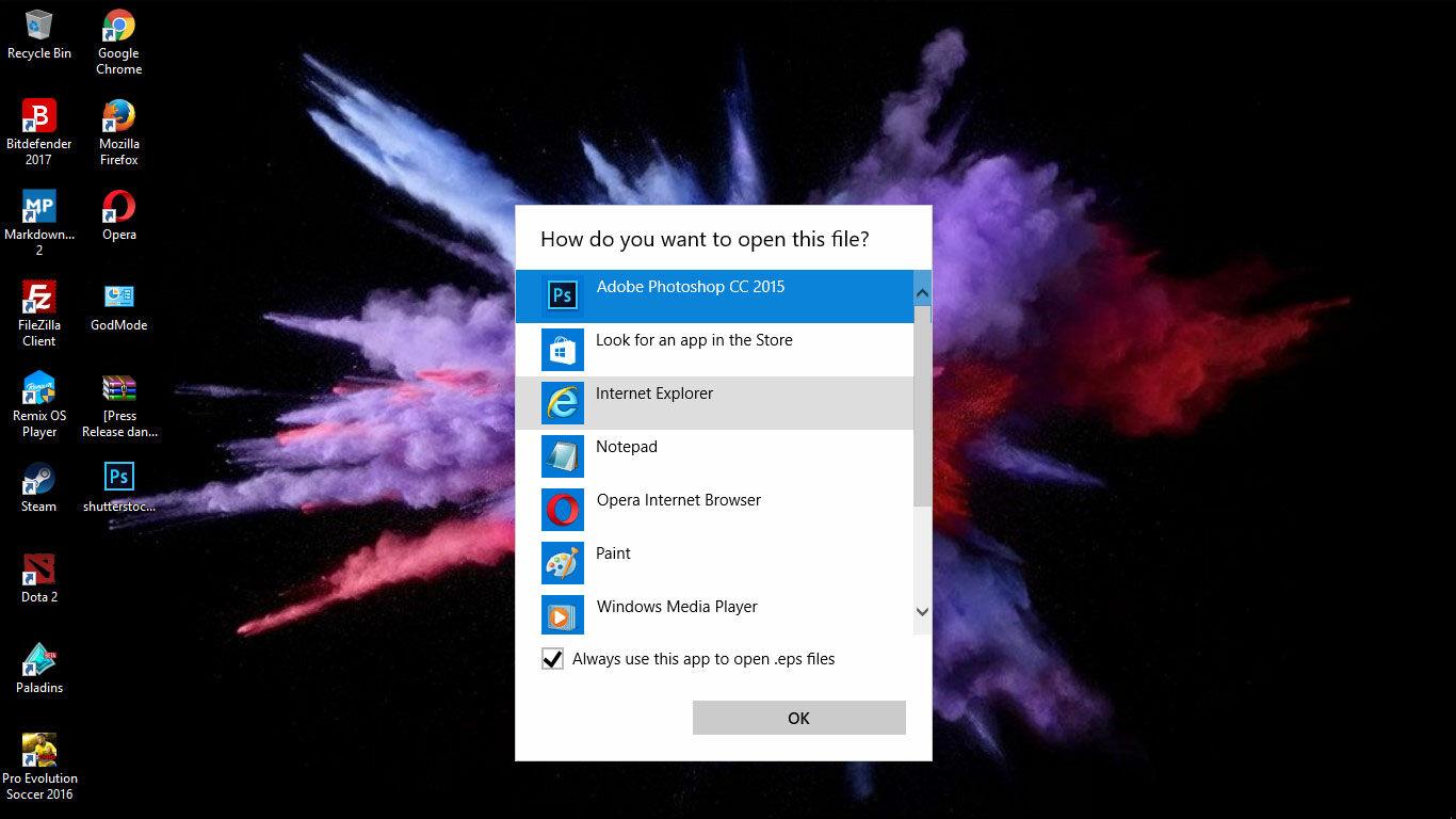 File Tidak Dapat Dibuka Di Program Default 2