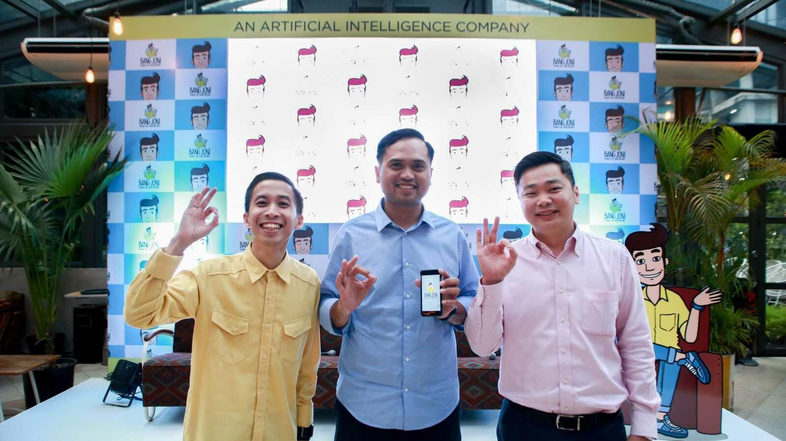 Arra Primanta Cmo Bang Jonidiatce Harahap Ceo Bang Joni Yulianto Balawan Senior Marketing Managerskyscannerrz