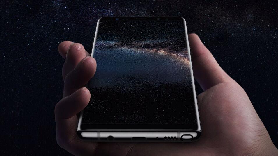 Fitur Samsung Galaxy Note 8 1