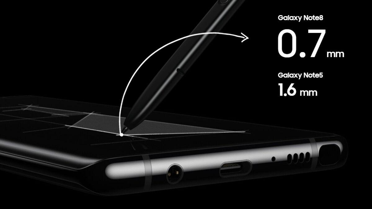 Fitur Samsung Galaxy Note 8 4