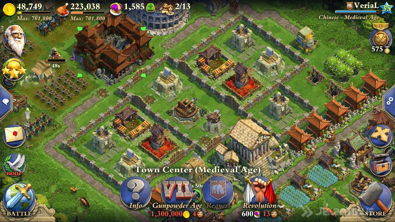 Update Dominations Bisa Ganti Wonders Dan Nation 2