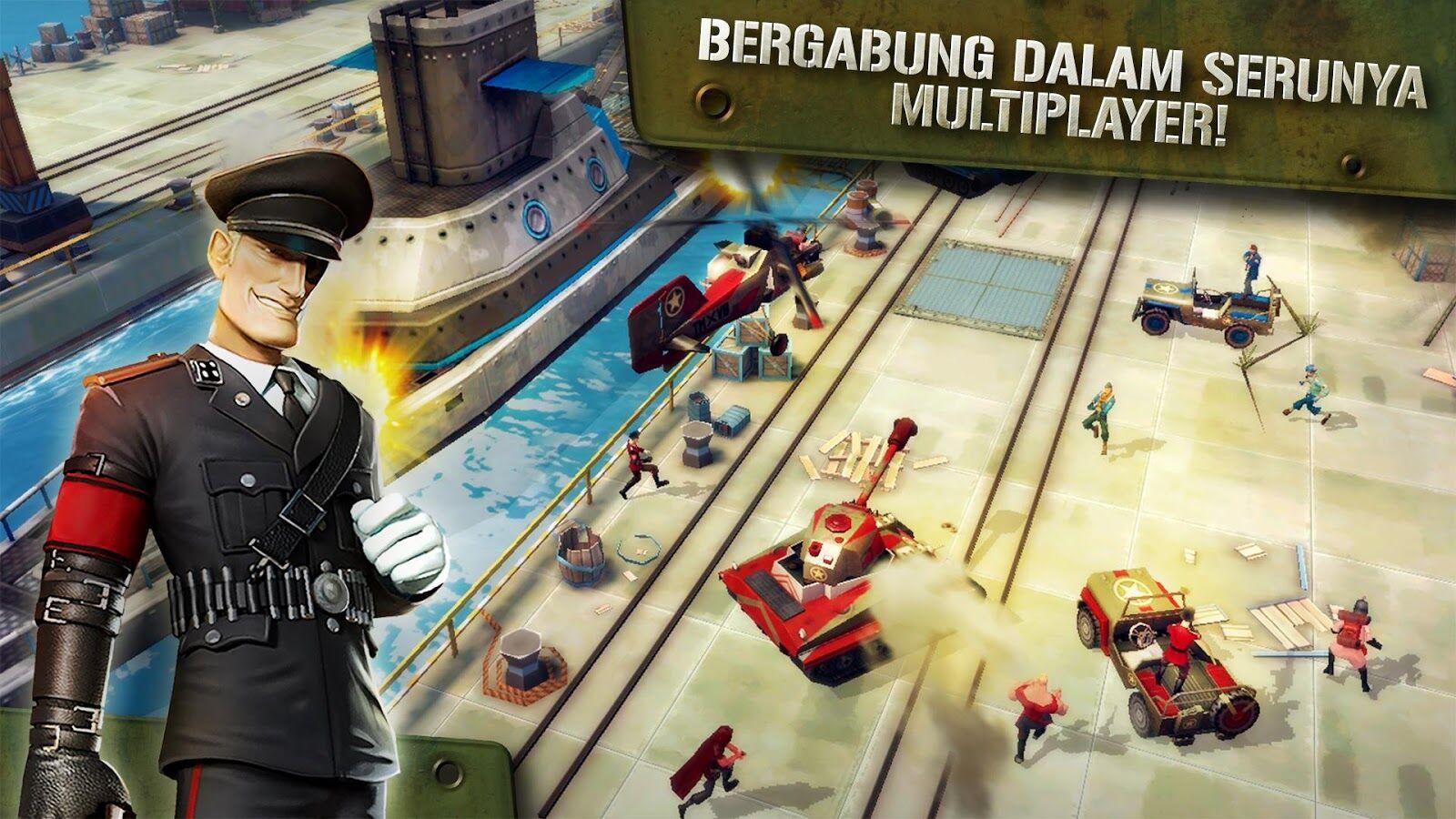 Blitzbrigade Apk Fps Game