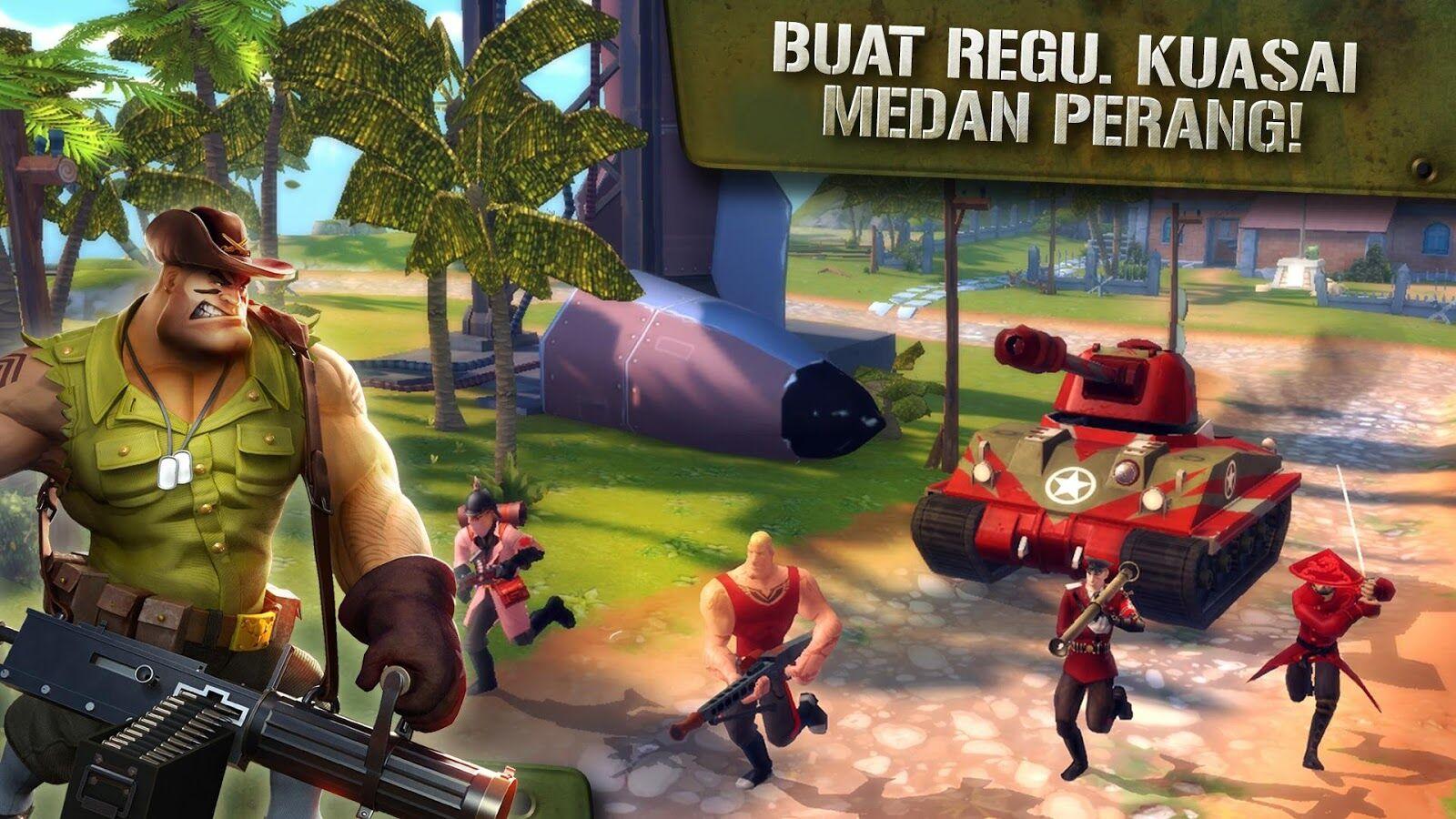 Blitzbrigade Apk Game Fps Terbaik