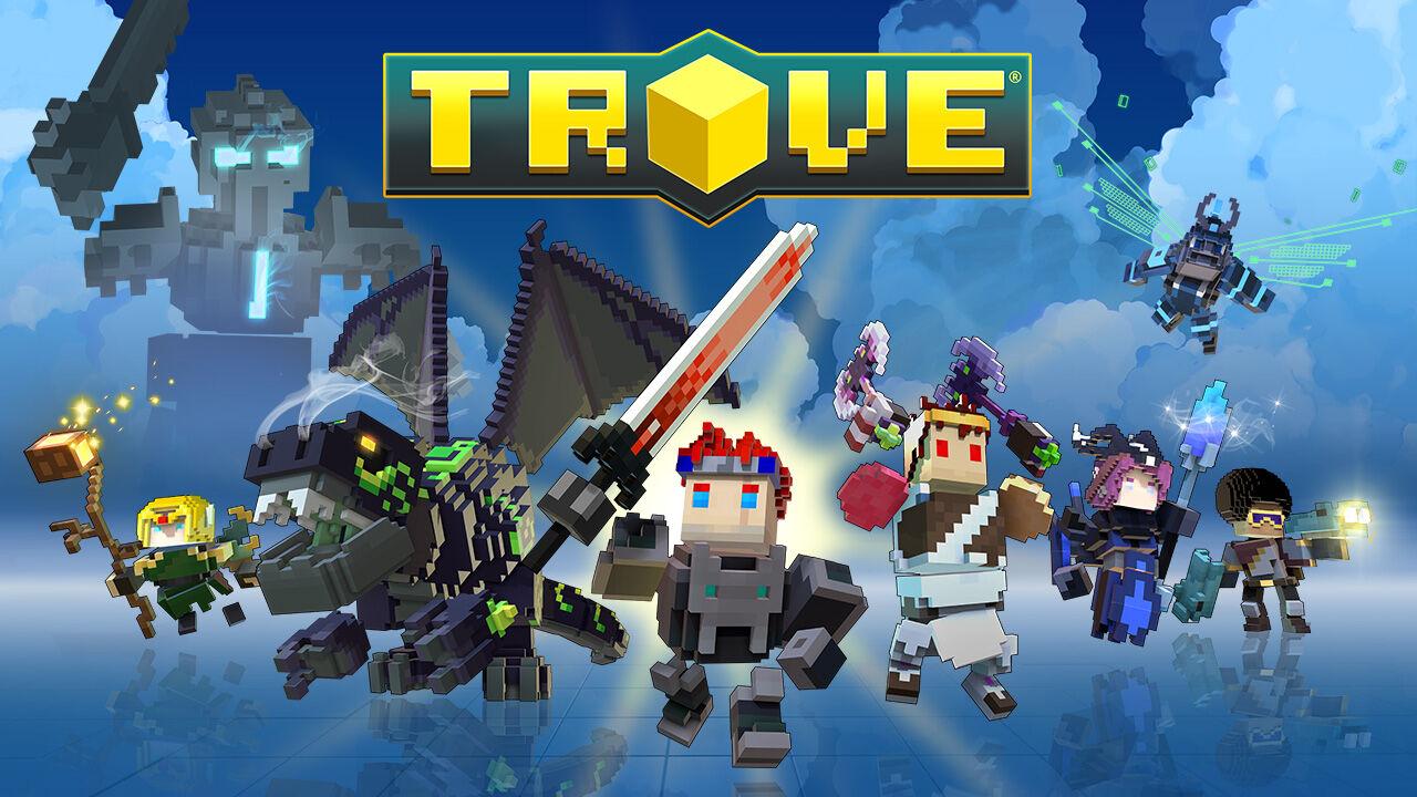Trove Game Steam