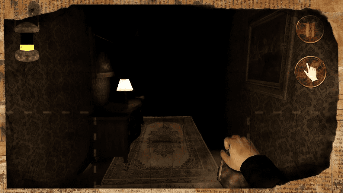 The Silent Dark Game Survival Horror