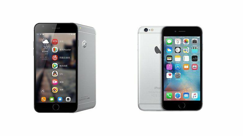 Smartphone Tiruan Asal Cina Paling Sukses 5