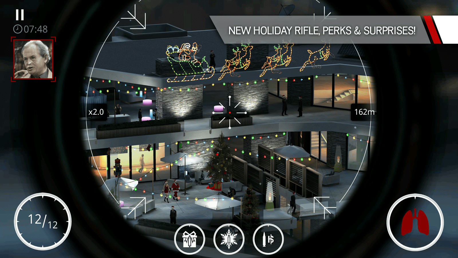 Hitman Sniper Apk Game