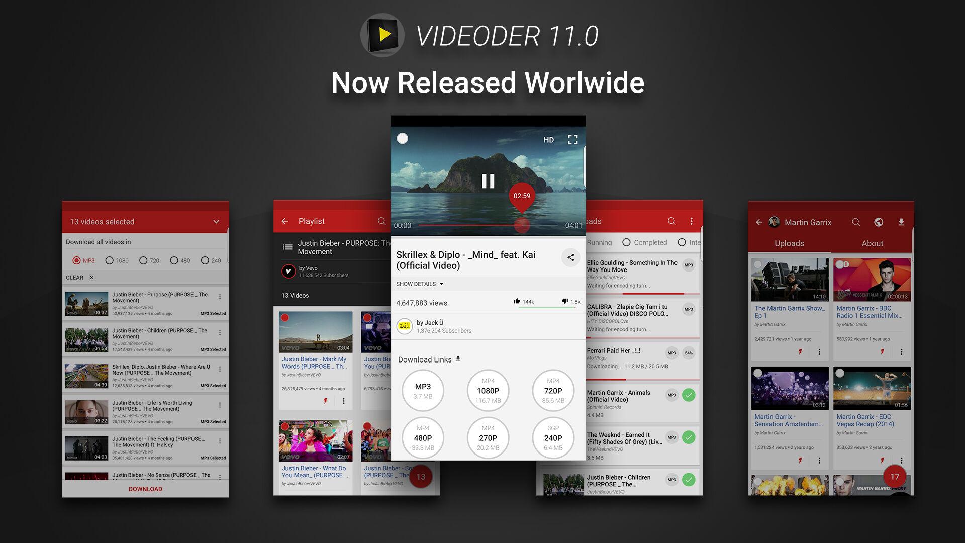 Download Videoder Terbaru
