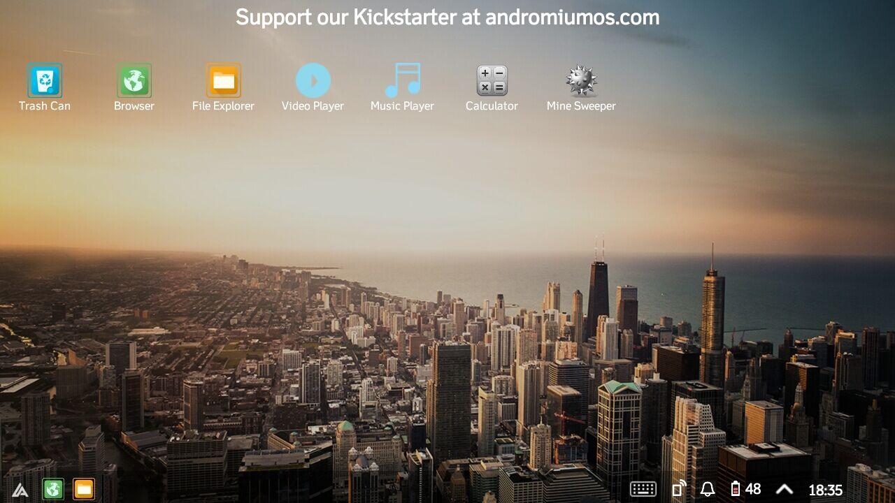 Mengubah Android Jadi Desktop 2