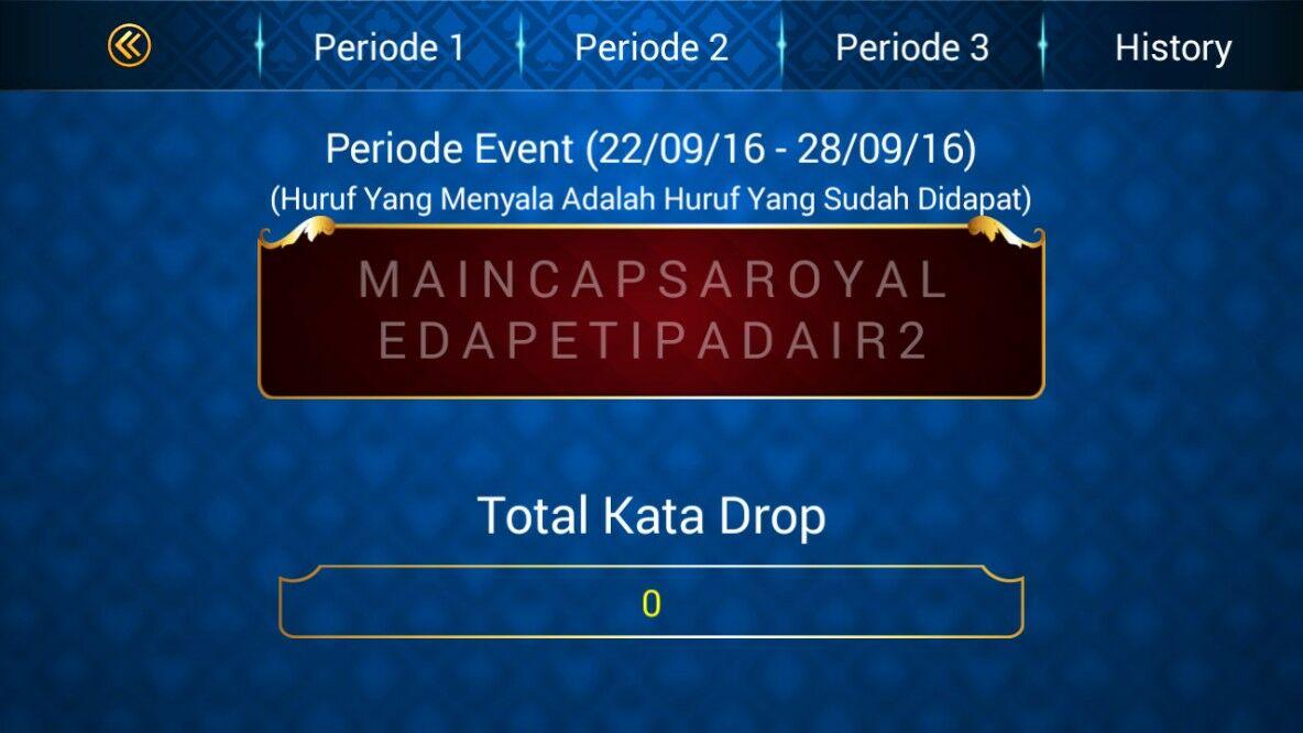 Mega Event Capsa Royale 4