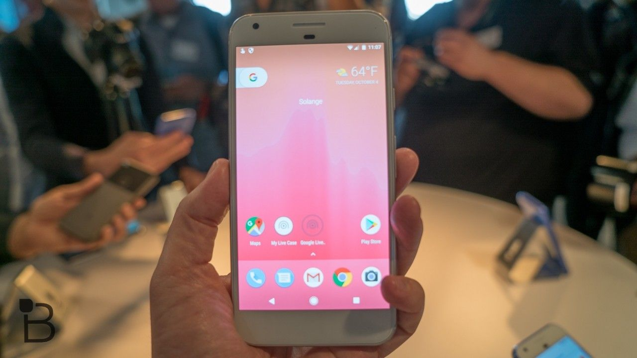 Google Piksel Vs Iphone 7 1