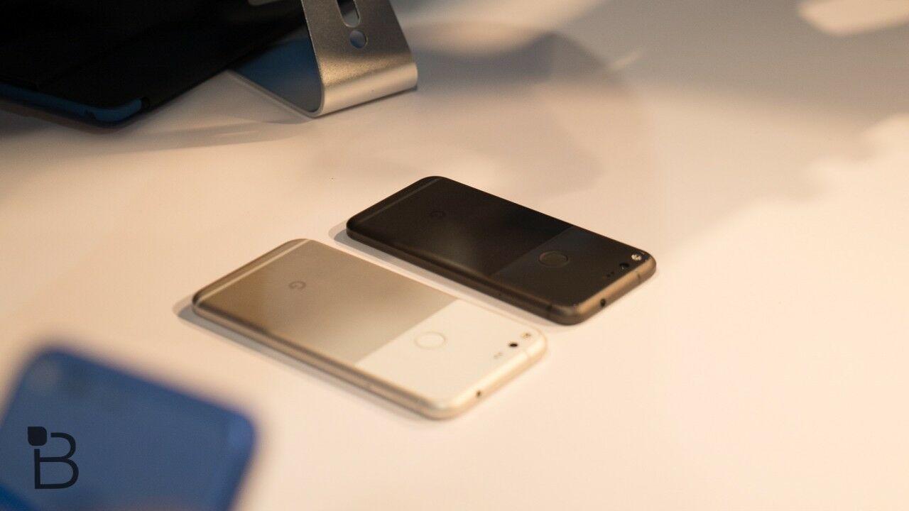 Google Piksel Vs Iphone 7 9