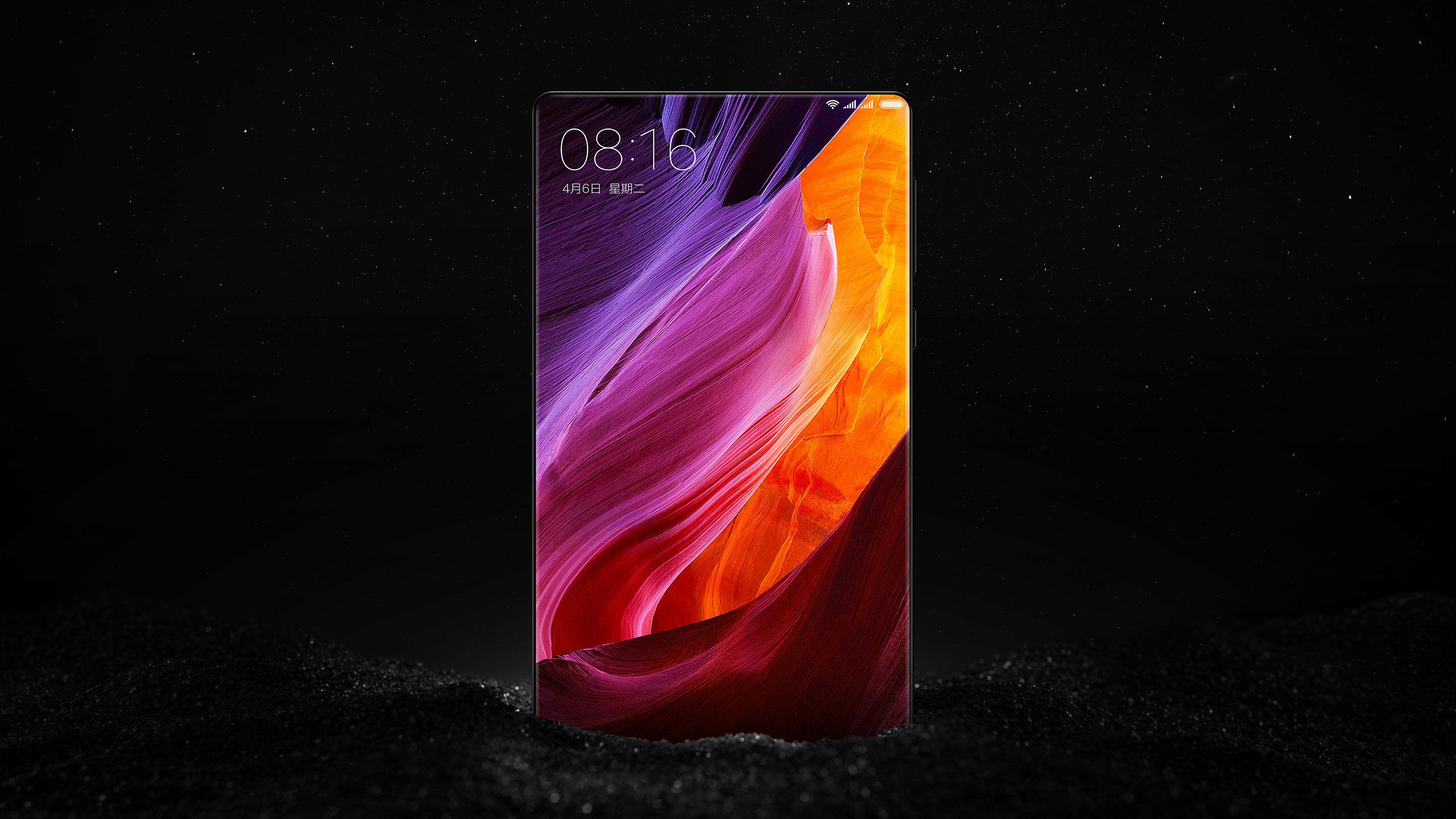 Smartphone Android Baru Xiaomi Mi Mix