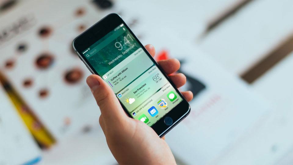 Iphone Raise To Wake