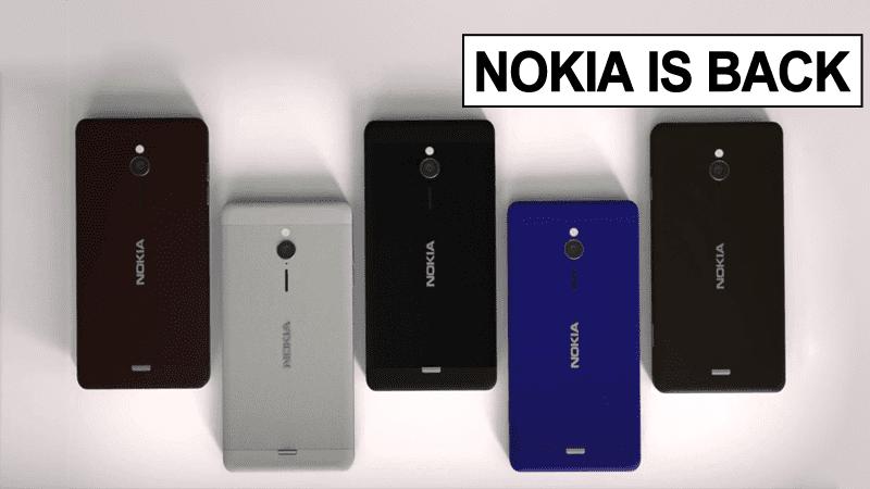 Nokia Jual Smartphone Di 2017