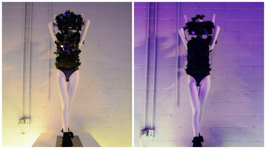 Kostum Canggih Lady Gaga 4