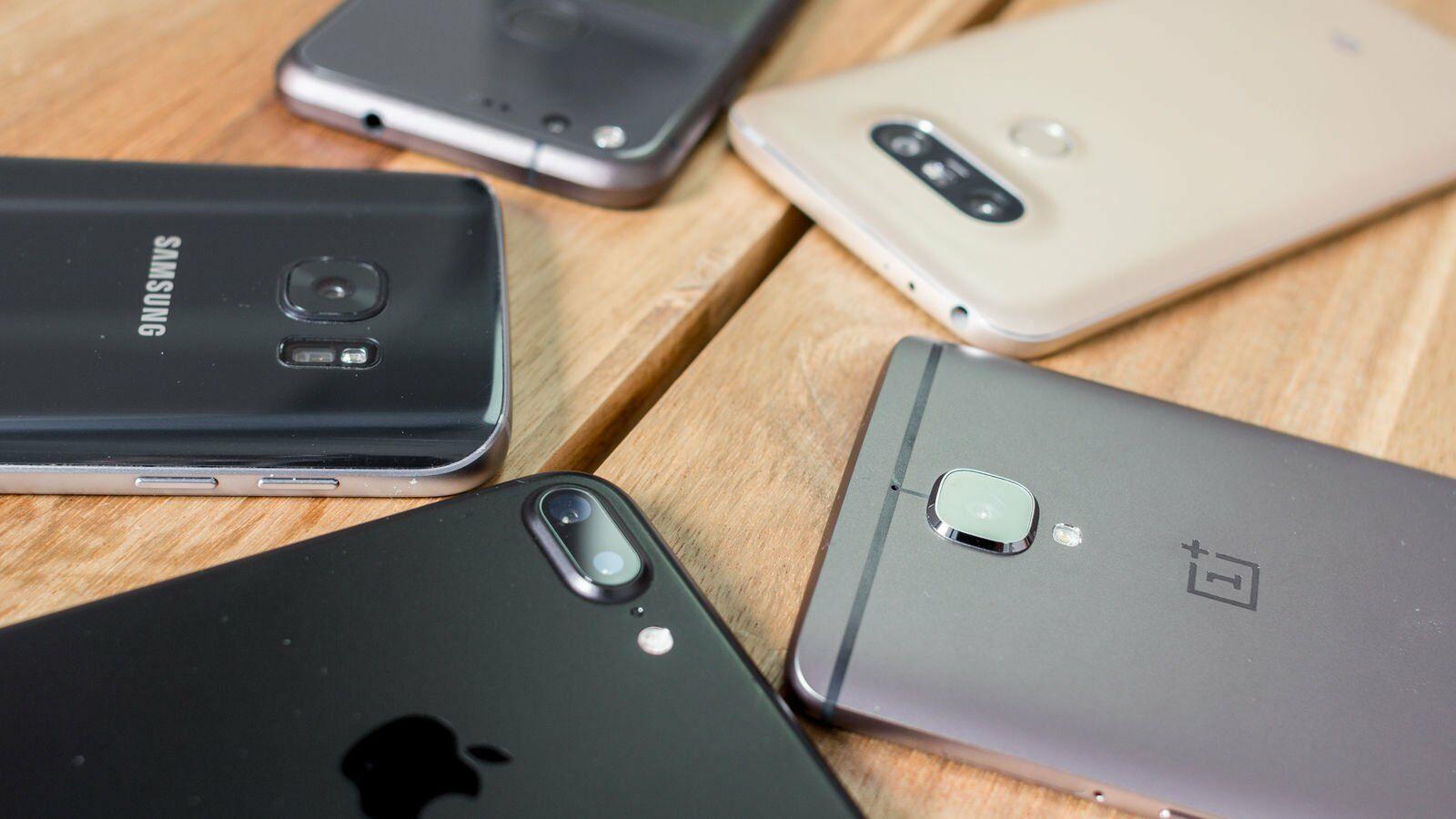 Kamera Smartphone Flagship