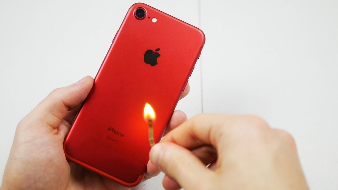 Iphone 7 Red Dibakar 1