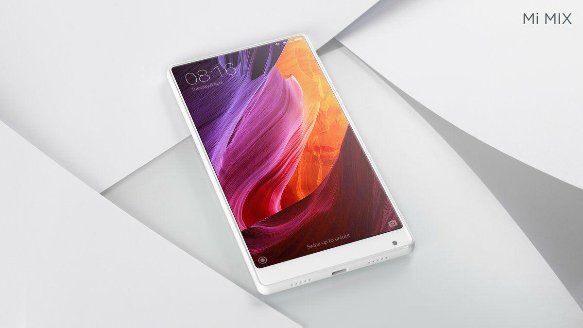 Smartphone Bezel Less Xiaomi Mi Mix