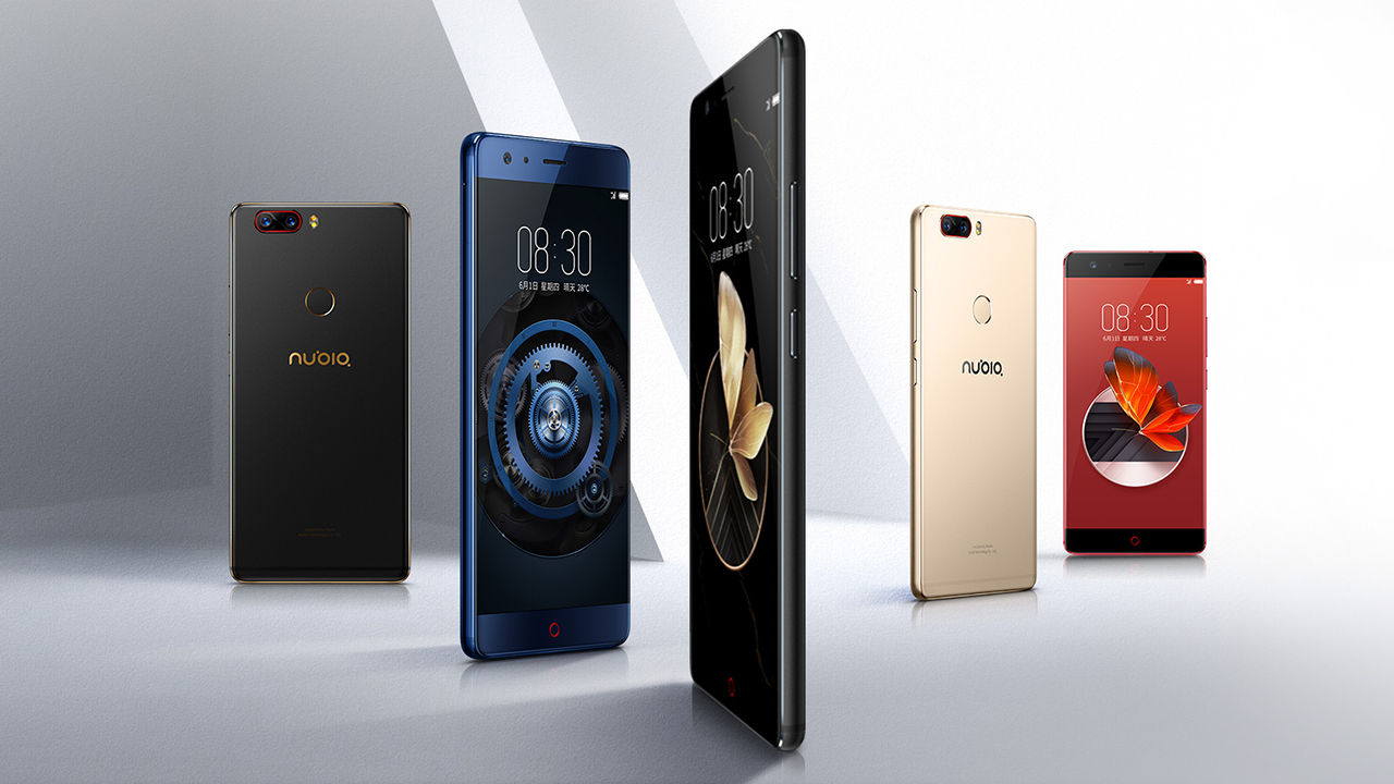 Zte Nubia Z17 Smartphone Android Ram Besar