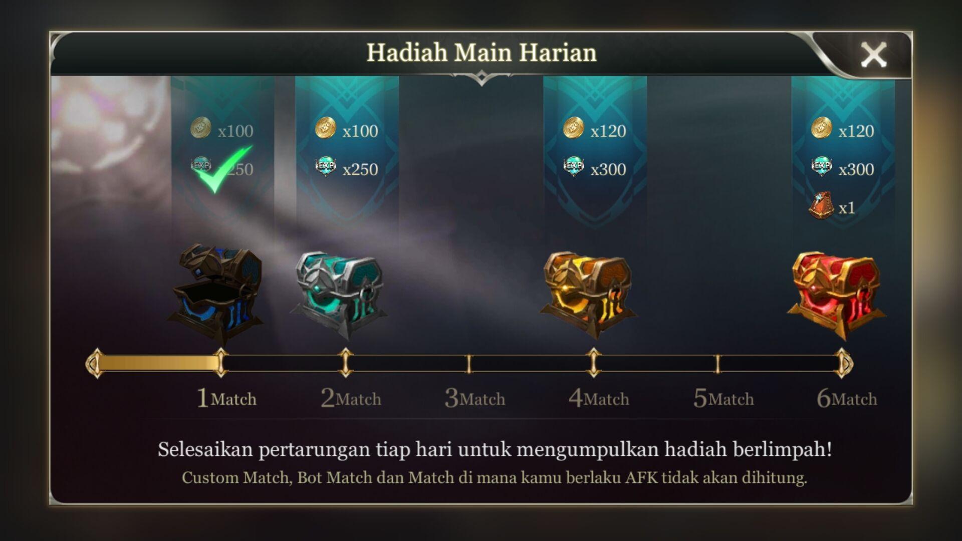 Cara Dapat Gold Di Mobile Arena 7