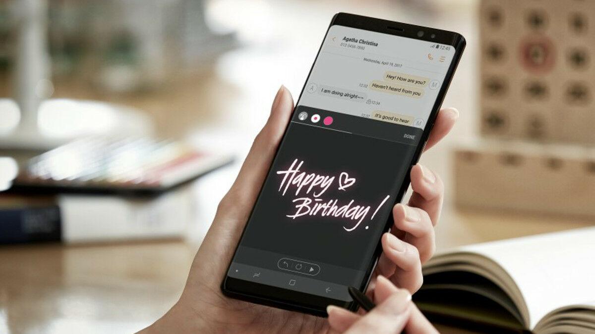 Fitur Samsung Galaxy Note 8 6
