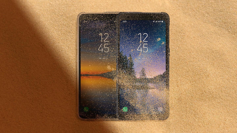 Smartphone Dengan Prosesor Tercepat 2017 Samsung Galaxy S8 Active