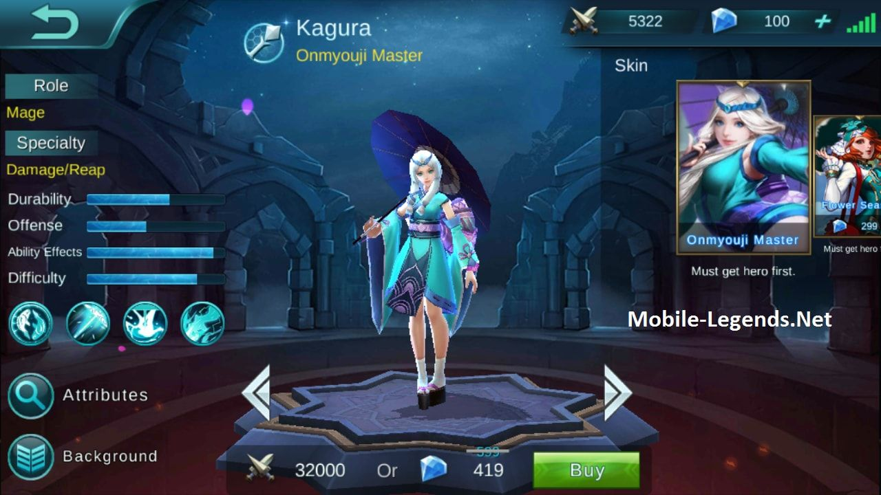 Mobile Legends Kagura